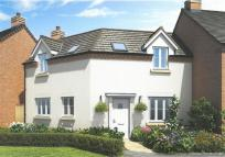 2 bedroom semi detached property for sale in The Sidings, Thrapston...