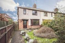 semi detached home in Kettering Road, Islip...