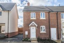 3 bed End of Terrace house to rent in Sidings Close, Thrapston...