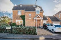 4 bed Detached home in Barnwell Close...