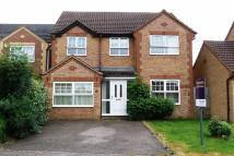 Detached property in Tyler Way, Thrapston...