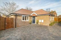 Detached Bungalow in THE WALNUTS...