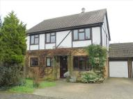 4 bed Detached house in Blacksmith Drive Grove...