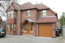 Nottingham Place Detached house to rent