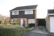 semi detached property in Headley Close...