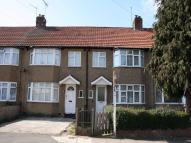 Terraced property in Hillingdon, Middlesex
