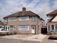 semi detached house in HAYES, Middlesex