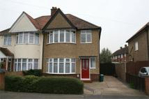 semi detached home to rent in UXBRIDGE, Middlesex