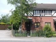 2 bed semi detached property in Crow Lane West...
