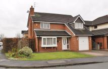4 bed Detached home for sale in Lincoln Close...