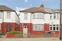 semi detached property in St. Michaels Road...