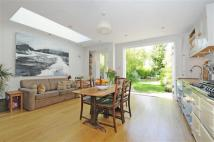 Terraced home in Plympton Road, London...