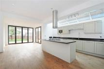 Terraced house in Olive Road, London, NW2