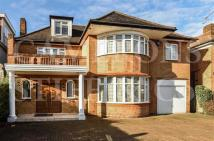 Detached home in Manor House Drive...