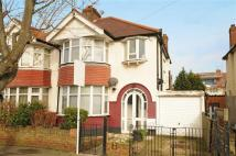 3 bed semi detached house in Fleetwood Road, London...