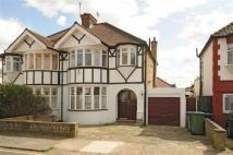 3 bedroom semi detached property for sale in Sonia Gardens, London...