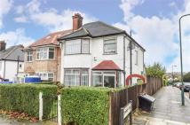 semi detached house for sale in Oxgate Gardens...