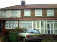 Terraced house in Tenby Road, Edgware...