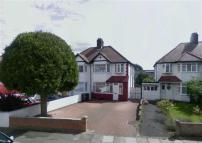 semi detached home for sale in Chatsworth Avenue...
