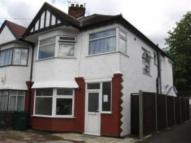 semi detached home in Sheaveshill Avenue...