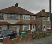 3 bedroom semi detached property for sale in Axholme Avenue, Edgware...