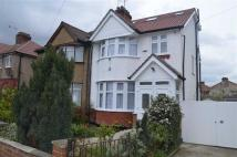 semi detached property for sale in Woodfield Avenue...