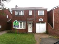 4 bed Detached property to rent in Sycamore Close, Bolsover...
