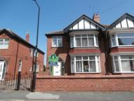 semi detached house in Bennetthorpe, Doncaster...