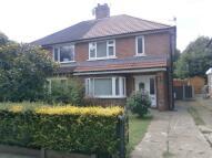 3 bedroom semi detached house in Ansten Crescent...