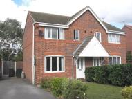 3 bedroom semi detached property in Brodsworth Way...