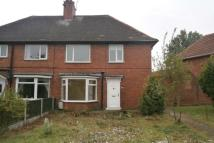 3 bedroom semi detached house in Doncaster Road...