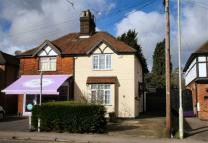 2 bed semi detached house for sale in Station Road...