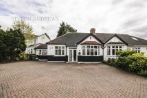 Bungalow for sale in Melbury Avenue...