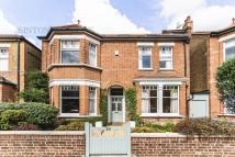 Detached home for sale in Webster Gardens, London...