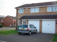 3 bed Terraced home in Falcon Close, Lenton...