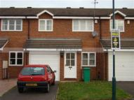 Terraced home in Heron Drive, Lenton...