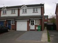 3 bed End of Terrace property in Heron Drive, Lenton...