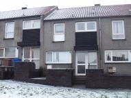 Terraced house in Campbell Court, Cumnock...