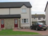2 bed semi detached property in Langholm View, Ochiltree...