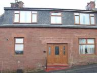 semi detached house in Castlehill, New Cumnock...