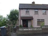 3 bed semi detached home in Holmburn Avenue, Cumnock...