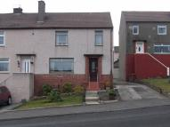 End of Terrace property in Townhead Street, Cumnock...