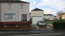 semi detached home in Holmburn Road, Cumnock...