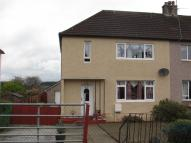 3 bed semi detached house in Forbes Avenue, Cumnock...