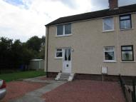 semi detached property for sale in COILA PLACE, Cumnock...