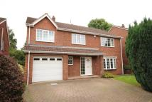 4 bed Detached home in Denmark Rise, North Cave...