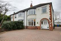 3 bed semi detached property in Hawthorne Avenue...