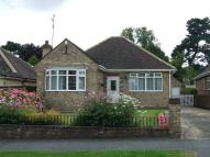 3 bed Detached Bungalow in South Ella Way...