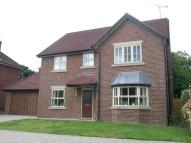4 bed Detached home in Collier Close...