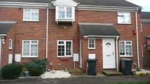 Terraced home in Oak Close, Sandy, SG19